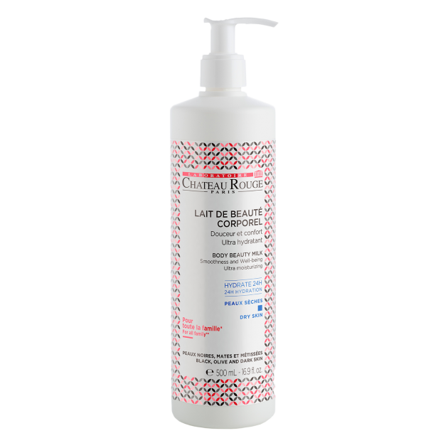 LAIT DE BEAUTE ULTRA HYDRATANT 500 ml