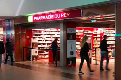 LUNDI 10 MAI 2021 : ANIMATION A LA DEFENSE - PHARMACIE DU RER
